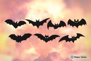 Bats dxf files preview